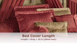 How to Measure a Mattress for the Best Bedspread Fit