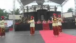Tari Kreasi Banjar: Maanyam Tikar
