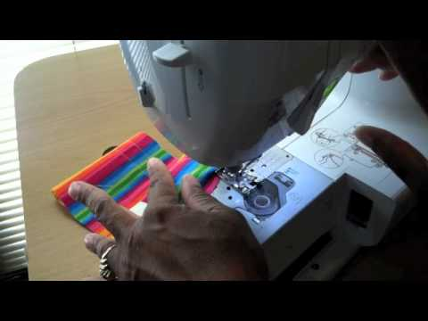 Sewing Machine Smocking Youtube