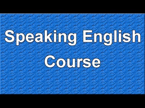 Learning English Online Free – Spoken English Speaking Course