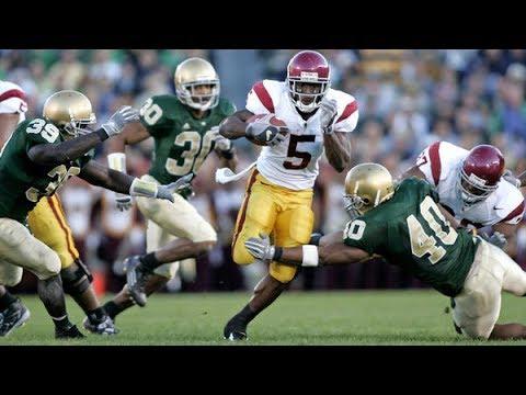 USC @ Notre Dame (2005)