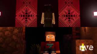 🧠 Macrabe Skeleton Girl -  Macrabe Rotting Girl \u0026 Minecraft Skeleton Rap | RaveDj