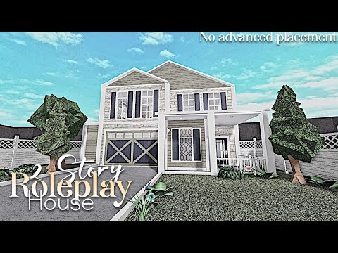 bloxburg:-[no-advanced-placement]-2-story-roleplay-house