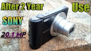 SONY cyber Shot DSC w810 after 2Year Use I Experience and Review By Technical Mashup