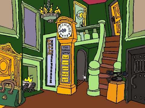Windows - Gahan Wilson's The Ultimate Haunted House