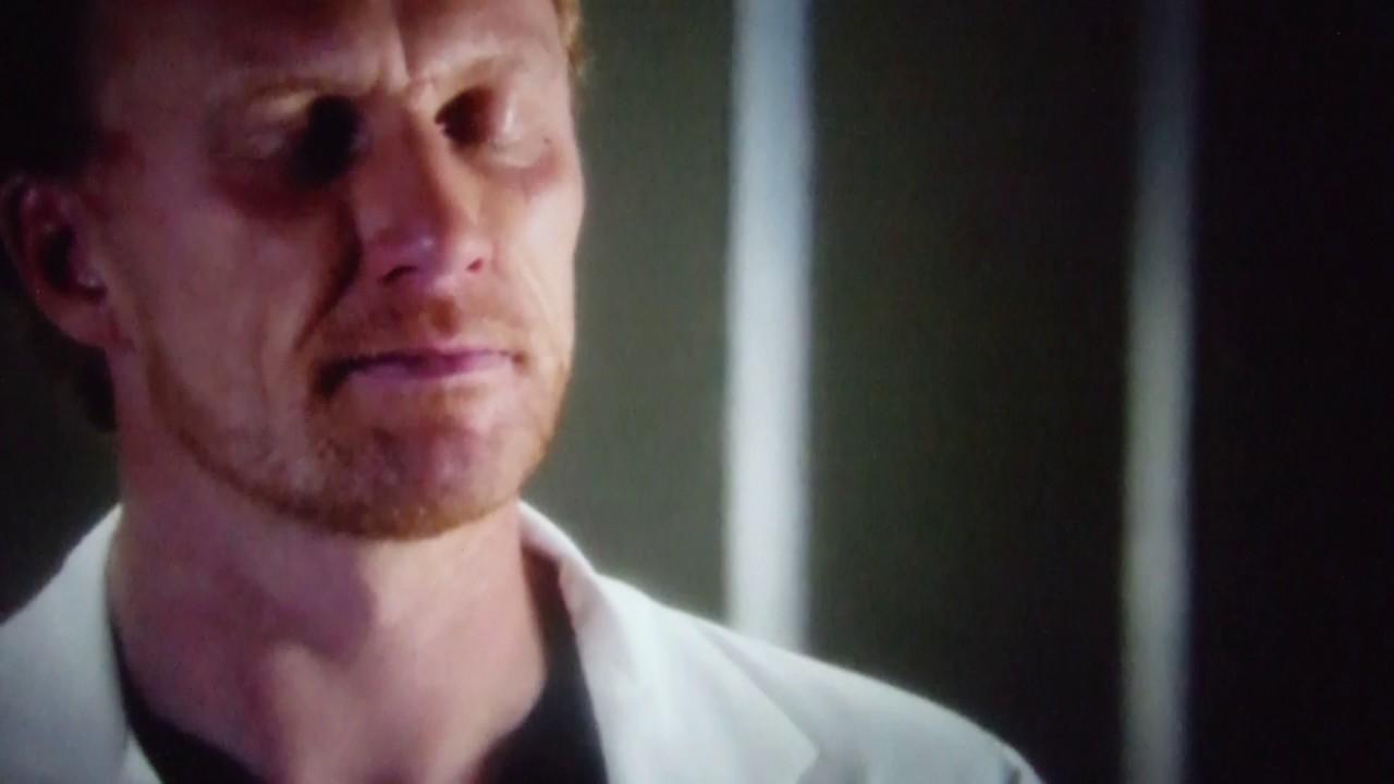Grey\'s Anatomy season 11 episode 20 Owen & Amelia argue about a ...