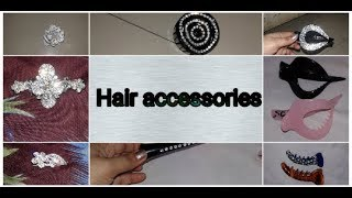 Trendy/ latest Hair accessories and their Name||Daily vlogs||Robineetu vlogs