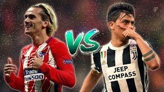 Antoine Griezmann VS Paulo Dybala  Goals & Skills   ᴴᴰ