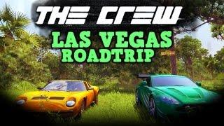 The Crew: Montage #1 - Las Vegas Roadtrip w/ Tydh & Sio [svenska]