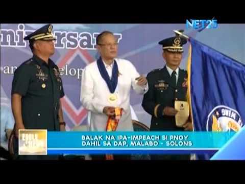 Administration allies stop impeachment calls against President Aquino