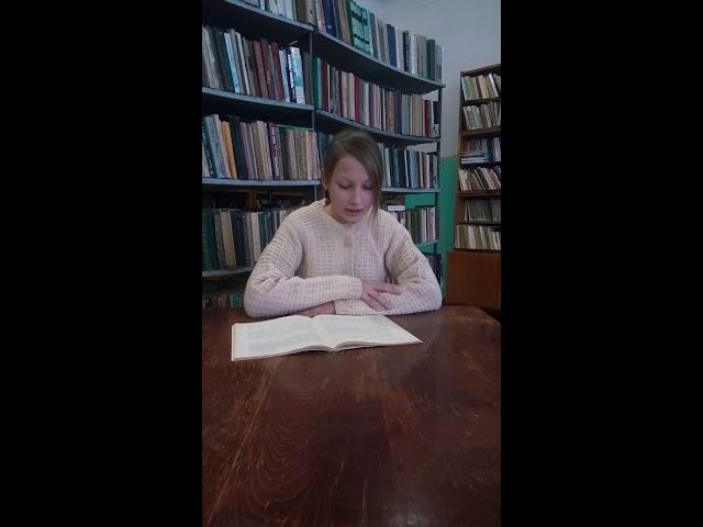 Изображение предпросмотра прочтения – МарияКудряшова читает произведение «Последние свидетели» С.А.Алексиевич