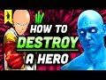 Watchmen vs. One Punch Man: How To Destroy A Hero (Satire vs. Parody) – Wisecrack Edition