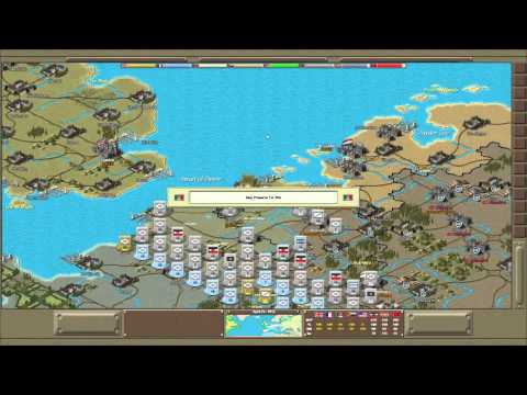 Strategic Command WWI - Breakthrough: Gameplay #5