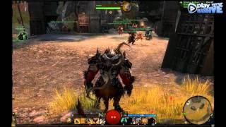 Guild Wars 2 - gamescom 2010 Charr Gameplay-Video [FullHD]