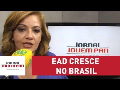 EAD cresce no Brasil e tenta se livrar de imagem negativa | Jornal Jovem Pan