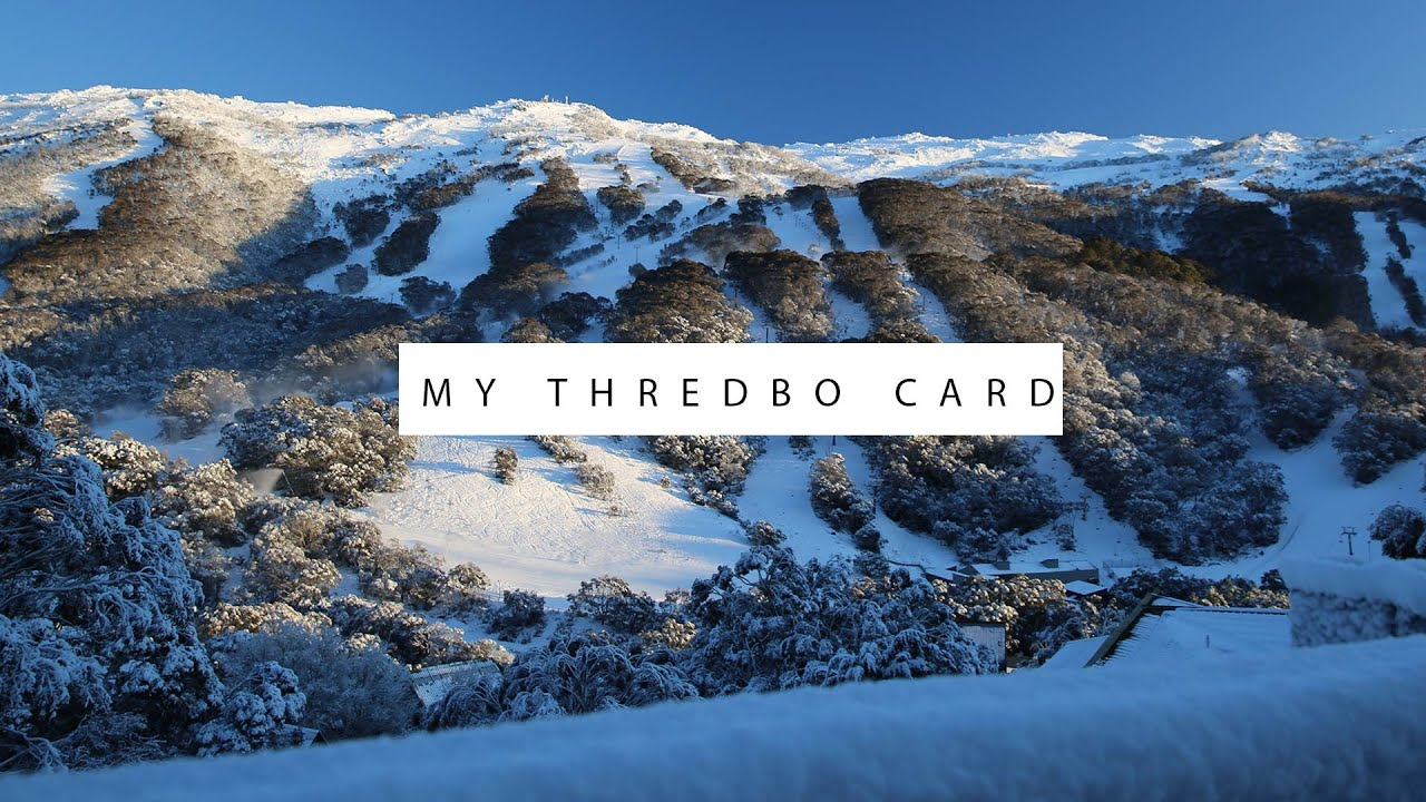Thredbo Resort | How to use your MyThredbo Card...