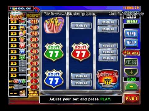 Georgia Skill Slot Machine Cheat Codes
