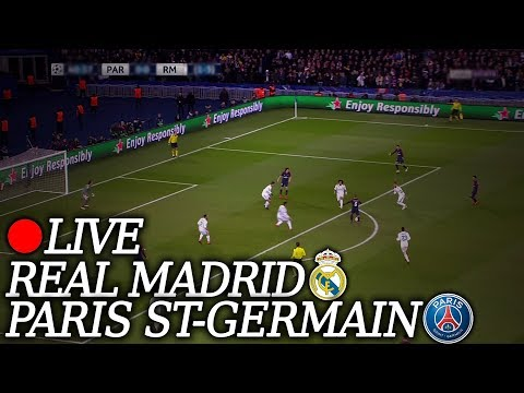 🔴 LIVE STREAM ▸⚽️ REAL MADRID - PARIS // REAL - PSG EN DIRECT - HD