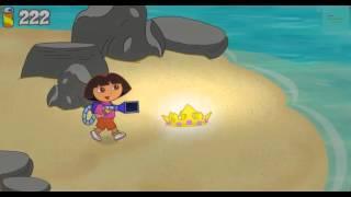 Jeux educatif pour Enfants - Dora l'exploratrice en Francais | Dora la belle sirène