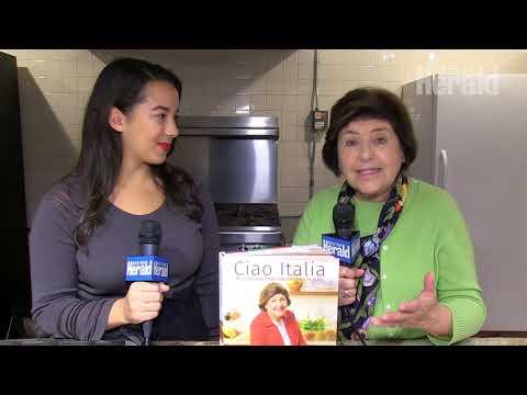 "Fork Lift's J.Q. Louise talks ""Ciao Italia"" with Mary Ann Esposito"