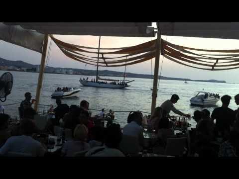Sunset @ Cafe Mambo, 02.09.2011