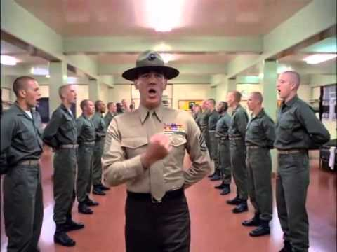 Tanti Auguri Gesu Cristo   Full Metal Jacket   YouTube