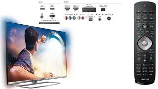 Телевизор Philips 42PFT6309(Ambilight - Представляет собой встроенную в жидкокристаллические телевизоры фоновую подсветку, которая, анализ..., 2015-03-06T19:27:41.000Z)