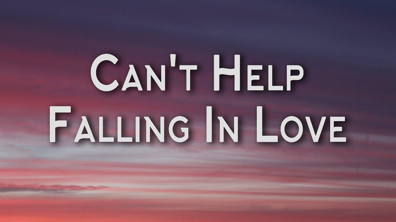 Download Can't Help Falling In Love - Haley Reinhart (Lyrics)