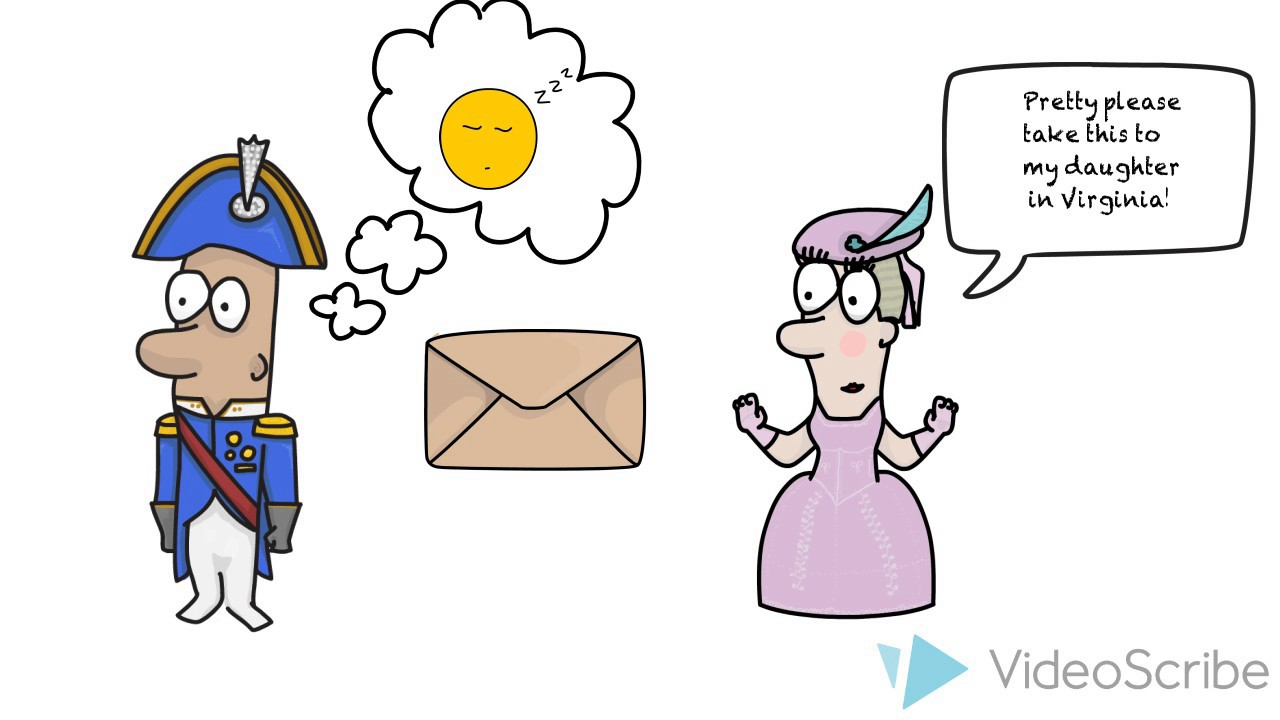 The Committee of Correspondence Clip Art