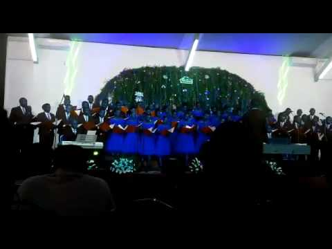 UEFA Champions League Anthem  Chorale de Kigali