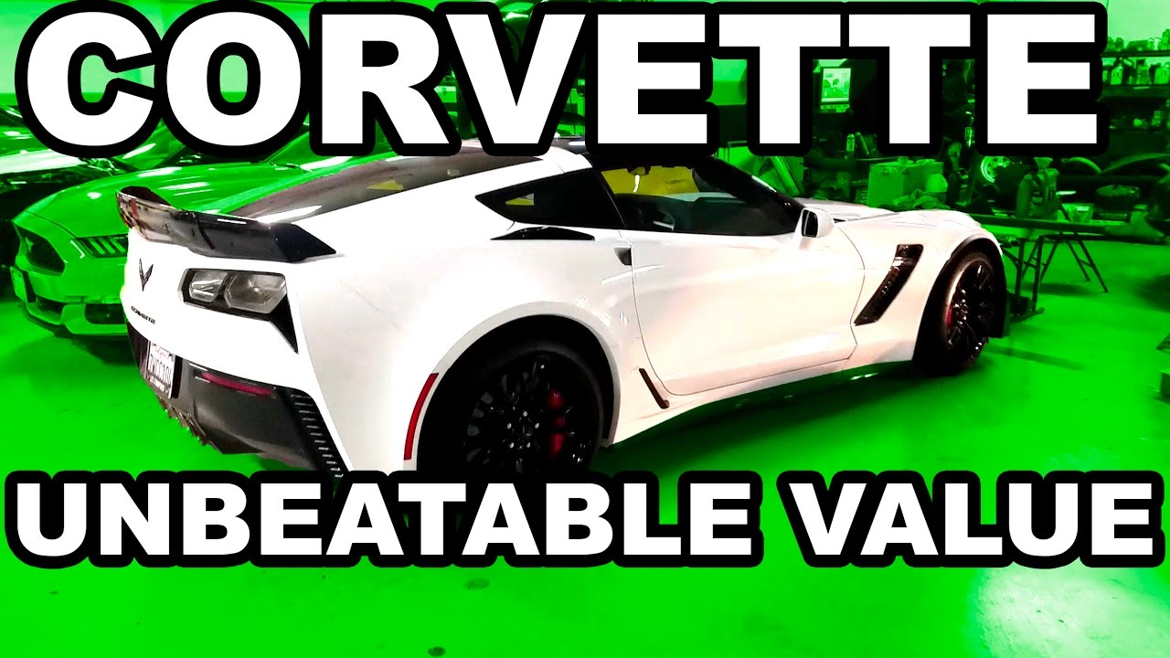 Corvette The Best Sports Cars For The Money YouTube - Value sports cars