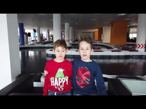 Speed & Adrenalin / Cкорость и адреналин / Riga Karting Center