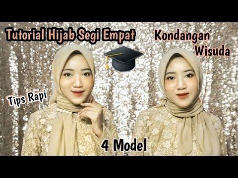 cara tutorial hijab dan make up simple dengan pariasi hijab pasmina elegan mewah dan simple  TUTORIAL HIJABER22 :  https://www ....