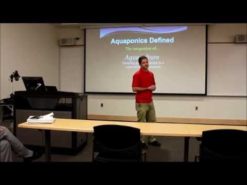 """Colorado Aquaponics"" presented by Sean Short"