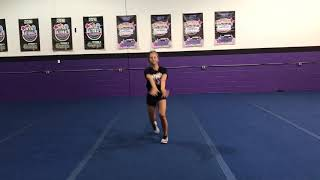 Westland Elite Tryout Dance - Music & Counts