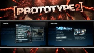 "Prototype 2 - Radnet Unlockable ""IN-GAME OUT-TAKES"" [HD]"
