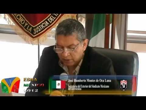 Conferencia de Prensa V Encuentro Sindical Nuestra América 15 de mayo de 2012