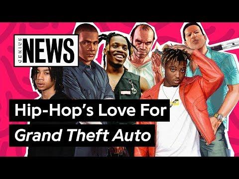 Hip-Hop's Love For GTA | Genius News