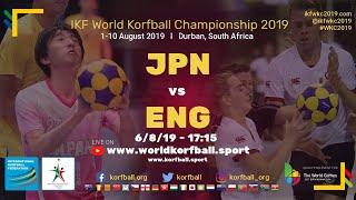 IKF WKC 2019 JPN-ENG