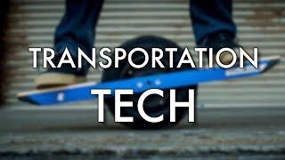 Top 5 Transportation Tech