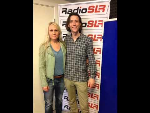 Helene Hørlyck på Radio SLR(One Directions faste (danske) stemmetræner)