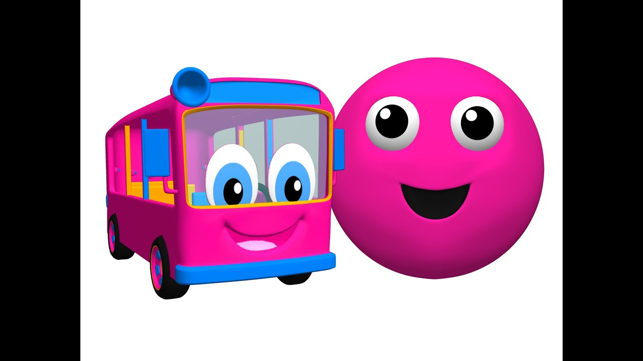 The Bus is Pink\