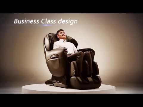 Bionwell Philadelphia masszázsfotel (iRest SL-A38 Massage Chair Technology)