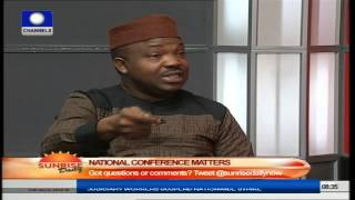 National Conference: Recommendations Can Restructure Nigeria's System – Odumakin Pt. 2