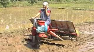 Paddy Task Force-First Mechanised Labour Force in Kerala.MPG