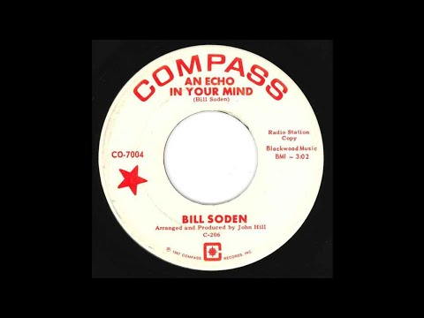 Bill Soden - An Echo In Your Mind