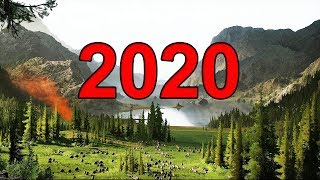 Top 15 Best Upcoming Games Of 2020 | Ps4, Pc, Xbox One 4k 60fps