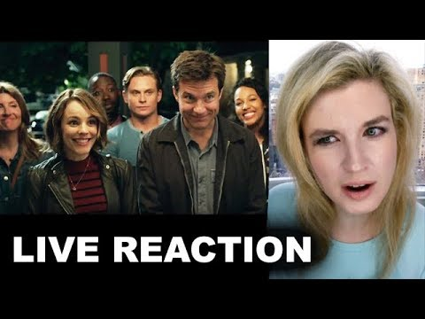 Game Night Trailer REACTION