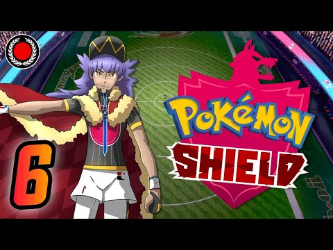 LIVE! - Pokémon Shield