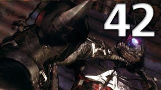 Batman: Arkham Knight Official Walkthrough 42 - Arkham Knight Tank Battle